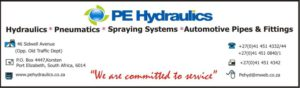 PE Hydraulics Details